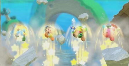 Checa los minijuegos que incluirá <em>Kirby: Star Allies</em>