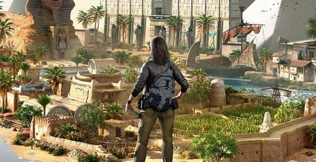 Así lucirá Discovery Tour de <em>Assassin's Creed: Origins</em>