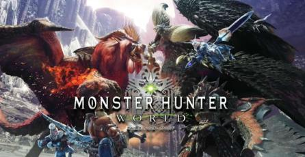 <em>Monster Hunter World</em> ya alcanzó la meta de ventas de Capcom