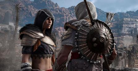 Ubisoft seguirá concentrado en <em>Assassin's Creed: Origins</em>