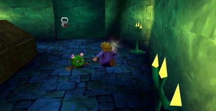 Proyecto quiere llevar <em>40 Winks</em> a Nintendo 64