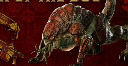Celebra la llegada del Año del Perro en el nuevo evento de <em>Gears of War 4</em>