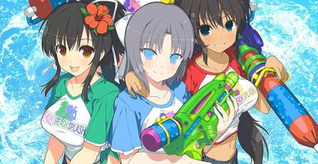 <em>Senran Kagura: Peach Beach Splash</em> llegará a PC
