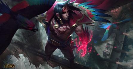 """Riot Gaussrik: """"<em>Swain</em> tenía fortalezas y debilidades muy marcadas contra clases de campeones"""""""