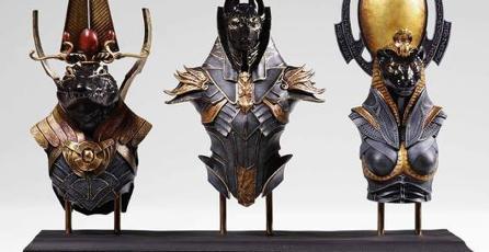 Checa la nueva y costosa figura de <em>Assassin's Creed: Origins</em>