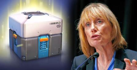 Senadora estadounidense pide a la ESRB que se revalúen las cajas de loot