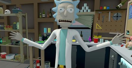 Juego de <em>Rick and Morty</em> para PlayStation VR tendrá edición de colección