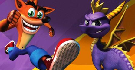 Las referencias mutuas entre <em>Spyro The Dragon</em> y <em>Crash Bandicoot</em>