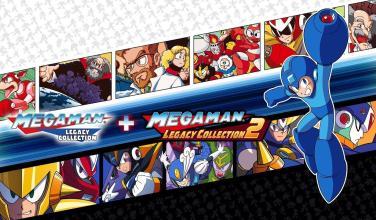 <em>Mega Man Legacy Collection 1 + 2</em> llegarán a Switch en el mismo paquete