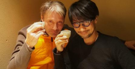 Hideo Kojima compara su proceso creativo con un chef culinario