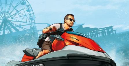 Nueva versión de <em>GTA V</em> aparece en tienda online