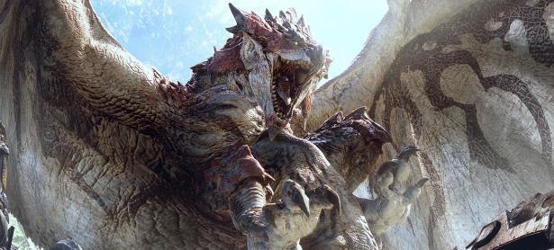 <em>Monster Hunter World</em> vendió más de 600,000 de copias digitales en Japón