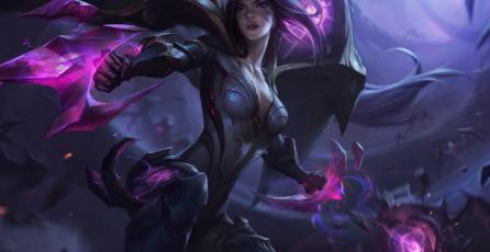 Conoce a Kai'Sa, la nueva campeona de <em>League of Legends</em>