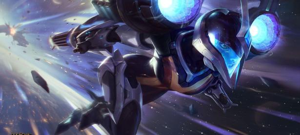 Kai'Sa Bala Angelical, el aspecto que parece expandir universos paralelos de League of Legends