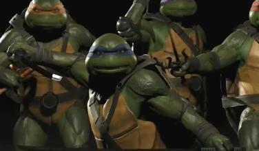 Las Tortugas Ninja ya se venden por separado en <em>Injustice 2</em>