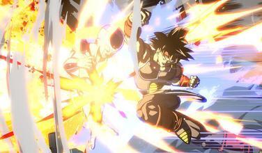 Lanzan teasers de Broly y Bardock en <em>Dragon Ball FighterZ</em>