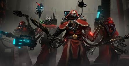Ve el primer teaser de <em>Warhammer 40,000: Mechanicus</em>