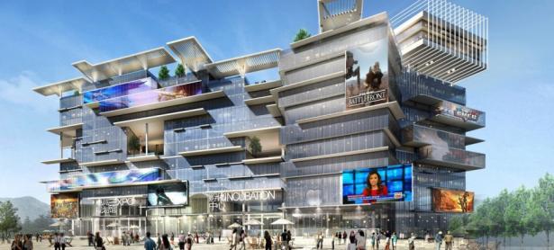 El gigante estadio dedicado a los esports que se construye en China