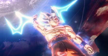Así lucirá Goku Ultra Instinto en <em>Dragon Ball Xenoverse 2</em>
