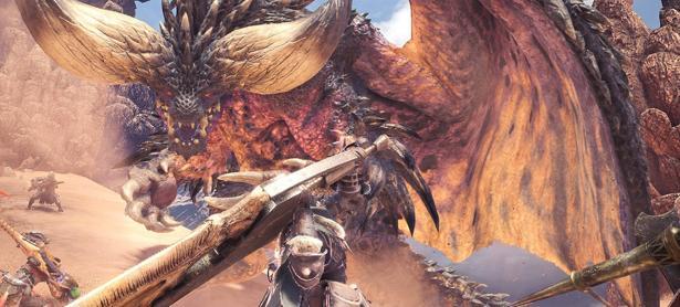 PS4 y <em>Monster Hunter World</em> pasan otra semana como los más populares de Japón