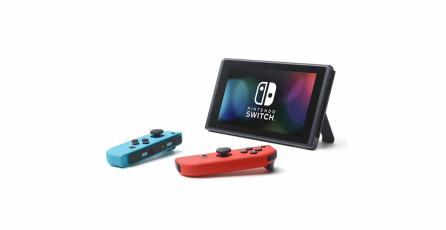 Nintendo Switch fue la consola más vendida en EUA durante enero