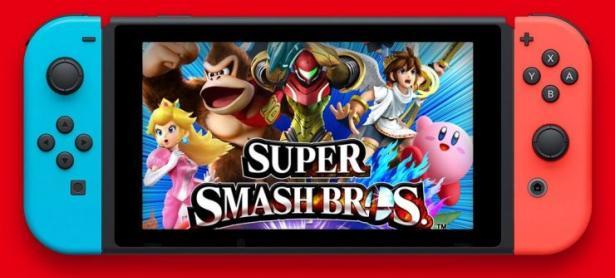 Rumor: <em>Super Smash Bros.</em> para Switch a ser anunciado y lanzado este año