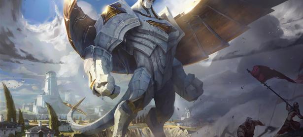 Galio sufrirá un ajuste a su poder la versión 8.5 de League of Legends