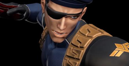 Confirman a Heidern como DLC para <em>The King of Fighters XIV</em>