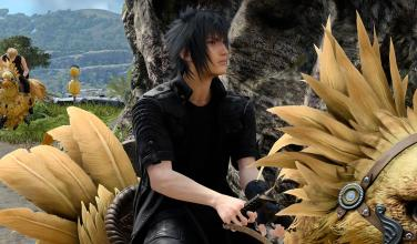 Square Enix espera vender 10 millones de unidades de <em>Final Fantasy XV</em>