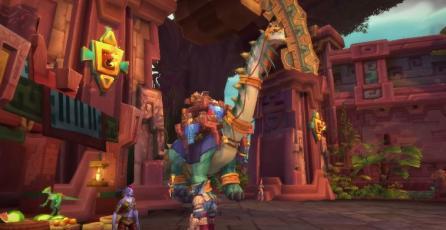 De ranas a brontosaurios: las nuevas monturas que llegan a <em>World of Warcraft</em>