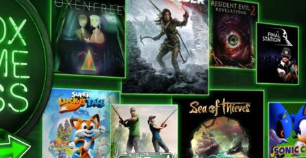 <em>Rise of the Tomb Raider</em> y <em>Sea of Thieves</em> se sumarán a Xbox Game Pass en marzo