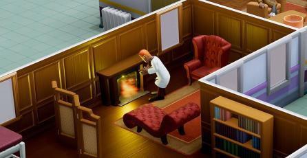 Así de sencillo será construir en <em>Two Point Hospital</em>