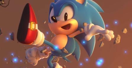 Originalmente, Sonic era humano