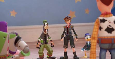 Equipo de <em>Kingdom Hearts III</em> es el más grande de Square Enix
