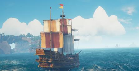 Anuncian bundle de Xbox One S con <em>Sea of Thieves</em>