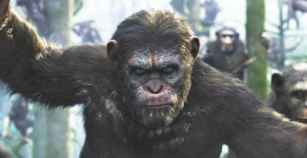 Prepárate para experimentar <em>Planet of the Apes</em> en VR
