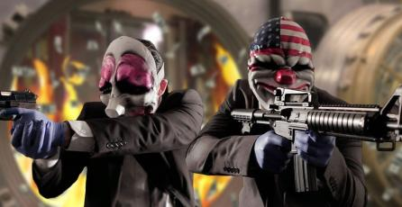 <em>PAYDAY 2</em> ya está disponible en Switch