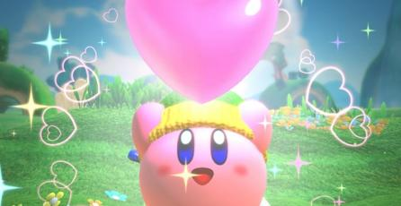 Hay un demo de <em>Kirby: Star Allies</em> en la eShop de Nintendo