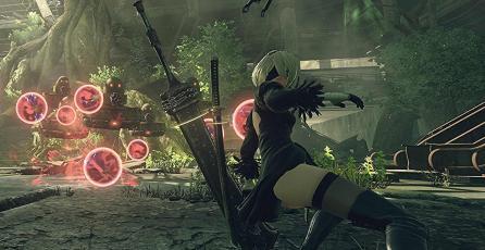 <em>NieR: Automata</em> y otros juegos de Square Enix tienen descuento en Steam