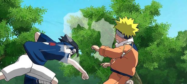 Así luce <em>Naruto Shippuden: Ultimate Ninja Storm Trilogy</em> en Switch