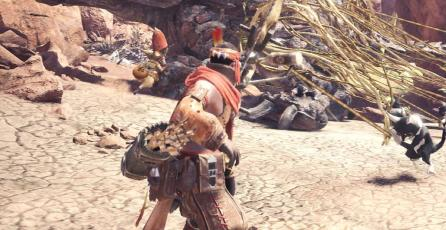 Iron Galaxy Studios quiere portear <em>Monster Hunter World</em> a Switch