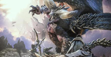 <em>Monster Hunter World </em>sigue siendo el rey de Japón