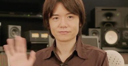 Sakurai está trabajando en <em>Super Smash Bros.</em> para Switch