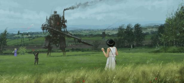 "Aparece primer video ""in game"" de Iron Harvest"