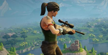 Ya puedes registrarte para probar <em>Fortnite: Battle Royale</em> en iOS