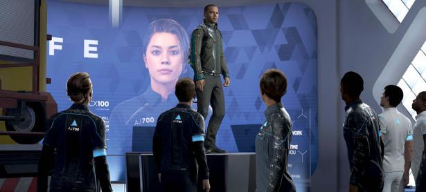 <em>Detroit: Become Human</em> contará con 513 personajes