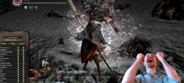 Streamer vence todos los <em>Dark Souls</em> sin recibir un solo golpe