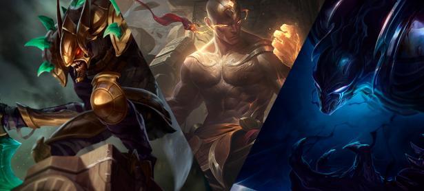 Tres personajes que presentarán cambios en la jungla en League of Legends