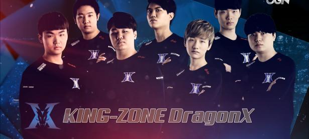Con un poderoso Peanut, Ex's Longzhu Gaming se perfilan como el mejor equipo de LCK
