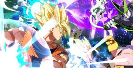 Encuentran 2 misteriosas islas en <em>Dragon Ball FighterZ</em>